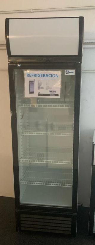 ARMARIO DE 1 PUERTA EXPOSITOR DE CONGELACION