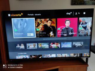 Televisión Hisense 55' 4K