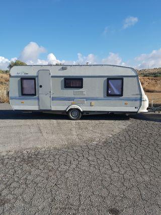 caravana HOBBY LUXE/classic/550