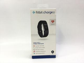 Monitor de actividad fitbit charge2