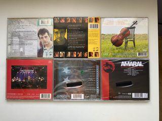 Lote de CD