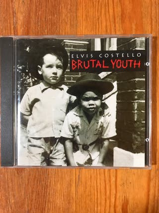 """CD Elvis Costello """"Brutal Youth"""""""