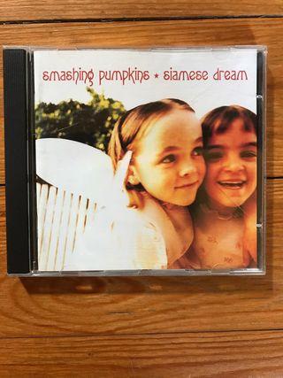 """CD Smashing Pumpkins """"Siamese Dream"""""""