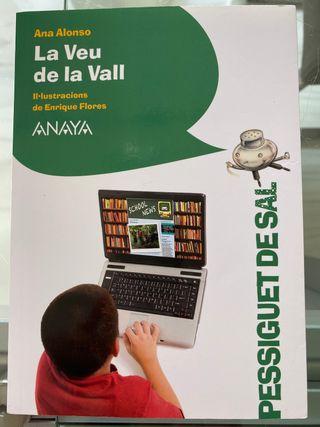 La Veu de la Vall, Ana Alonso Anaya pessiguet sal