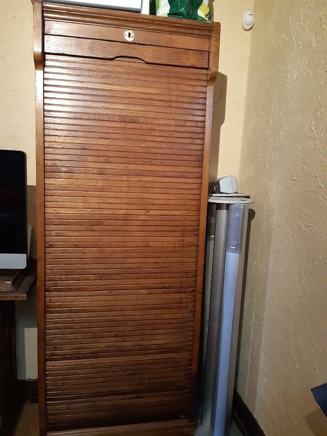 armario de persiana