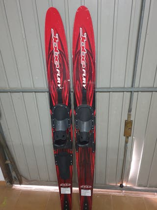 esquís nauticos
