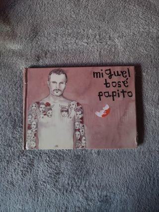Miguel Bose papito 20 15 canciones