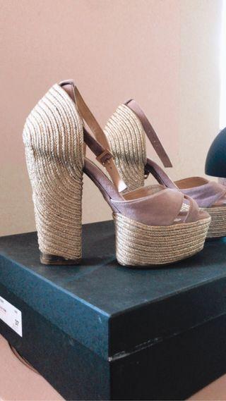 Zapatos Paloma Barceló talla 37