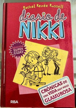 El diario de Nikki 1: crónicas de una vida ... RBA