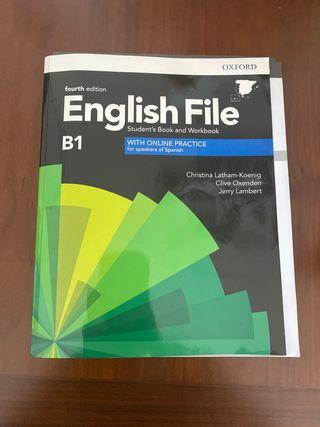 Libro B1 Inglés