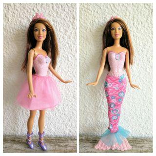 Barbie Sirena/Bailarina