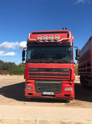 Daf Xf95.480 Camion 6x2 3 Ejes 2006
