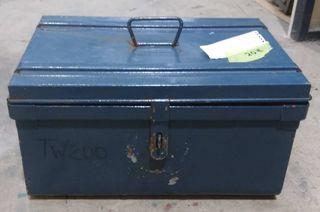 caja de chapa