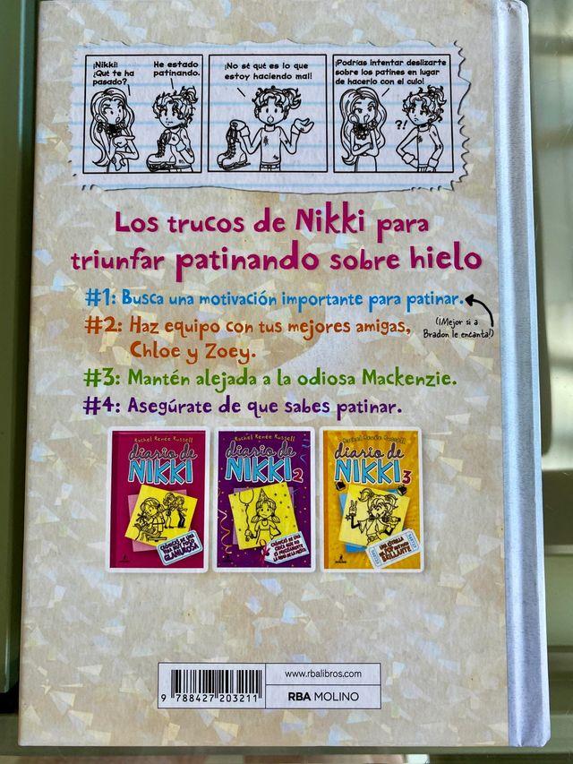 El diario de Nikki 4: Una patinadora sobre... RBA