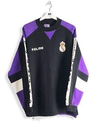 REAL MADRID SUDADERA KELME 1996 / 1997.