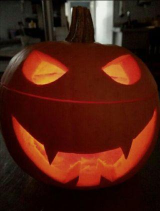 Semillas de Calabaza Halloween