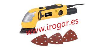 Lijadora triangular 300w POWX0490