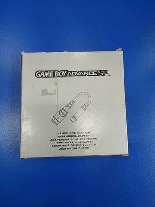 Game Boy adaptador de auriculares.