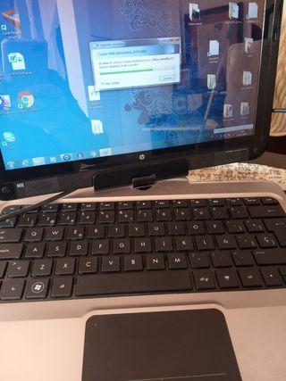 ordenador Hp portatil ,tablet