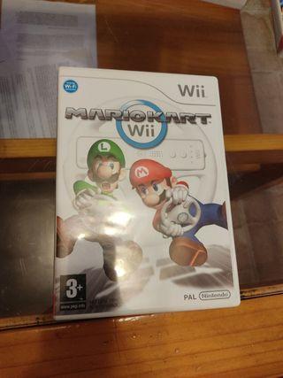 Mario Kart videojuego