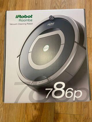 Roomba 786p