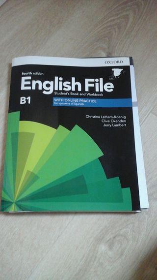 libro B1 de inglés