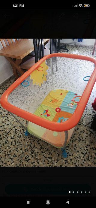 parque de juegos bebé