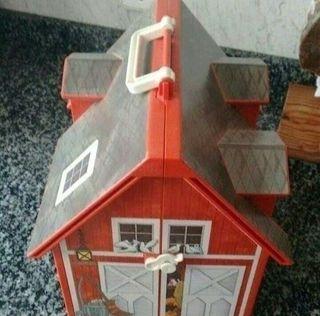 Granja Maletín de Playmobil