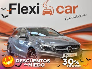Mercedes Clase A A 250 BlueEFFICIENCY DCT AMG Sport