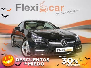 Mercedes Clase SLK SLK 250 BlueEfficiency