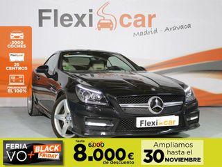 Mercedes Clase SLK SLK 250 BlueEfficiency
