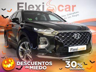 Hyundai Santa Fe 2.2 CRDi Style Limited Auto 4x4