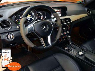 Mercedes Clase C C 63 AMG