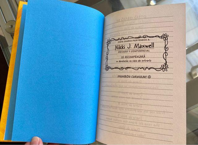 El diario de Nikki 3, Una estrella del pop...RBA