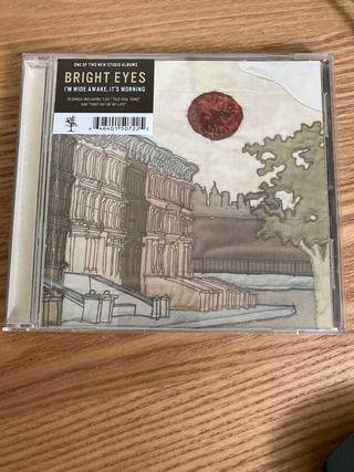 "Bright Eyes ""It's wide awake, it's morning"""