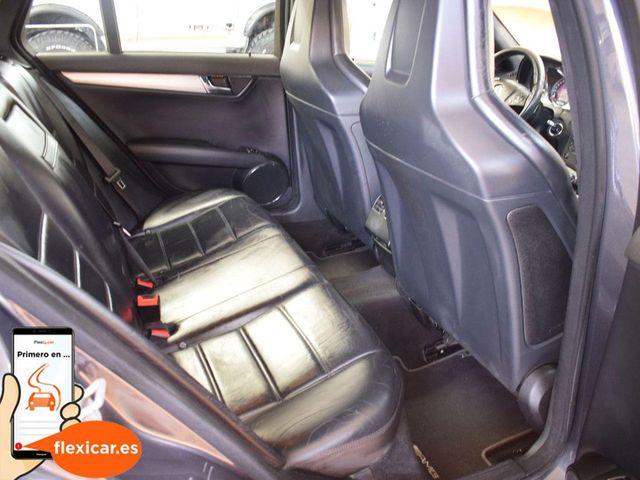 Mercedes Clase C C 63 AMG Estate
