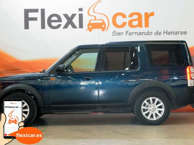 Land-Rover Discovery 2.7 TDV6 HSE CommandShift
