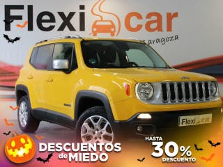 Jeep Renegade 2.0 Mjet Limited 4x4 140 CV Auto AD Low