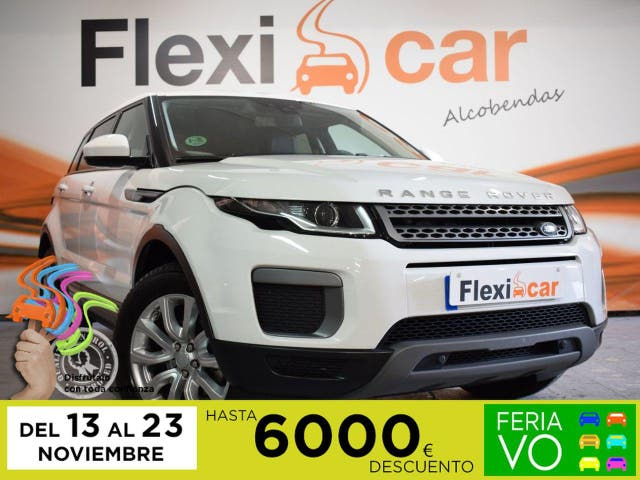 Land-Rover Range Rover Evoque 2.0L eD4 Diesel 110kW 4x2 SE Dynamic