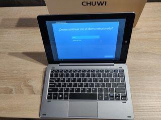 """Chuwi Hi10X, Tablet 10.1"""" Con teclado y S-Pen"""
