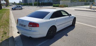 Audi A8 Blanco IMPECABLE !!!