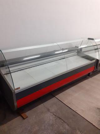 vitrina expositora frigorífico