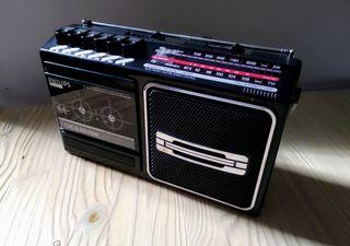 Radio cassette. PHILIPS VINTAGE