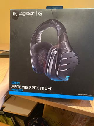 Logitech G933 Artemis Spectrum Auriculares Gaming