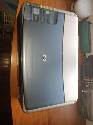 impresora HP PSC 1350 all in one