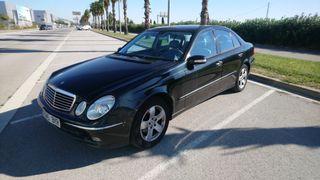 Mercedes Clase E muy mimado !!!