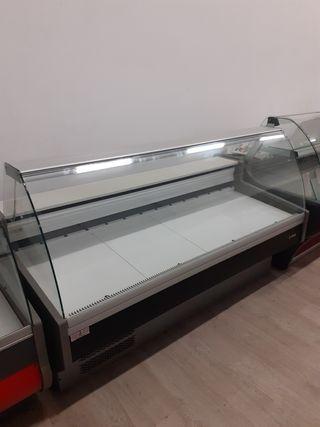 vitrina expositora frigorífico 2 metros