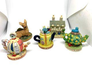 Tetley Tea China Collectables