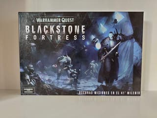 Blackstone Fortress Castellano Warhammer Quest