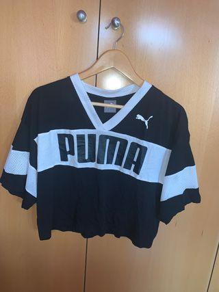Camiseta Puma Estilo Fútbol Americano